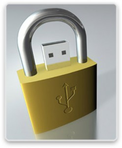 USB LOCK PC